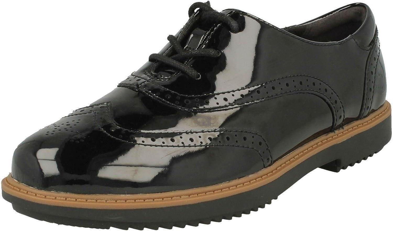 "Clarks Femmes Richelieu à chaussures /'raisie Hilde/"""