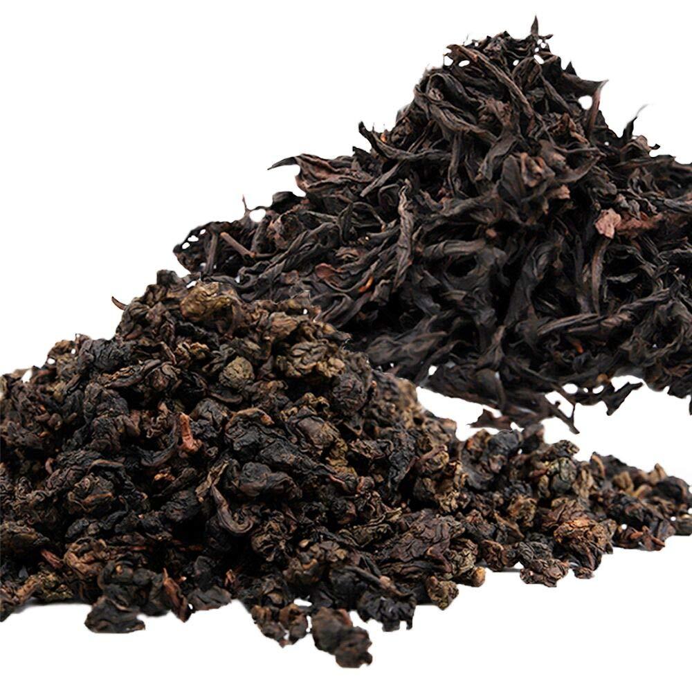 16oz of Premium Assortment of Tie Guan Yin & Da Hong Pao Loose Tea Leaves