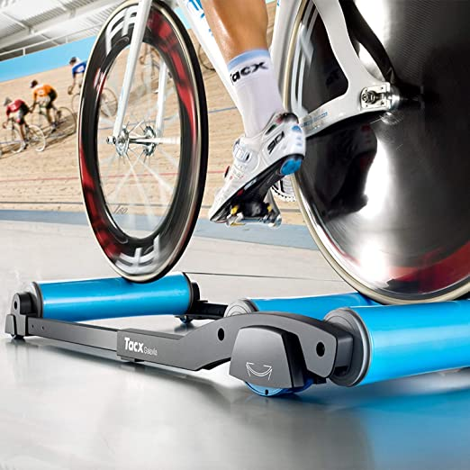 Tacx Galaxia - Rodillo de ciclismo, Unisex-Adult, Negro, Talla ...