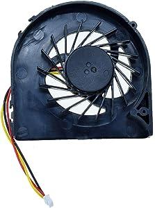 DREZUR CPU Cooling Fan Compatible for Dell Inspiron N5050 N5040 N4050 M5040 M4040 Vostro 1450 V1450 2420 3420 Series Laptop Cooler