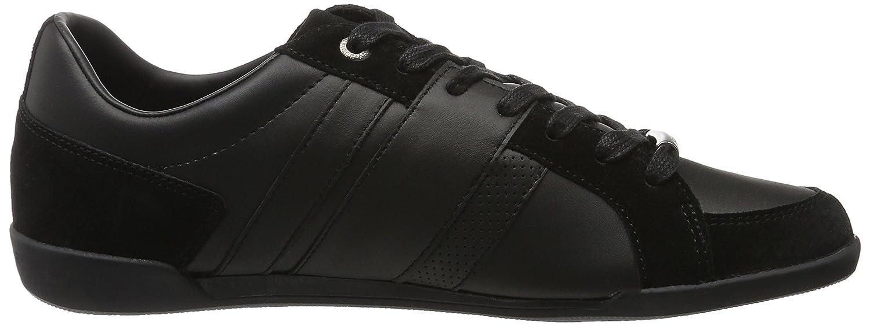 Mens R2285oyal 3c4 Low-Top Sneakers, Midnight Blu/Coffee Bean Tommy Hilfiger