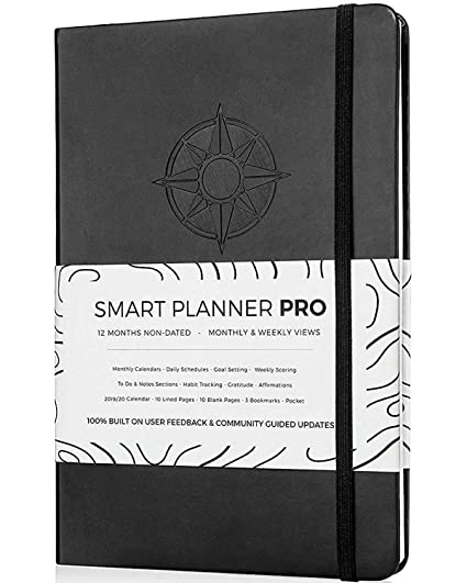 Amazon.com: Planificador 2019-2020 – Probado y probado para ...