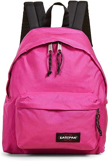 Eastpak Padded PAK'R Sac à Dos Enfants, 40 cm, 24 liters, Rose (Tropical Pink)