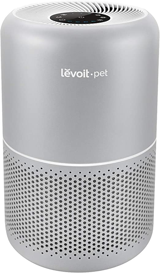 LEVOIT Air Purifier for Home Allergies and Pets Hair, Smokers in Bedroom, Core P350