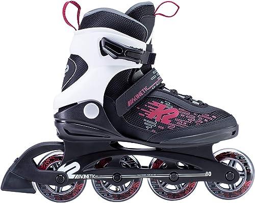 K2 Skate Women s Kinetic 80 Inline Skate