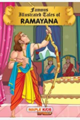 Ramayana Tales (Illustrated) Kindle Edition