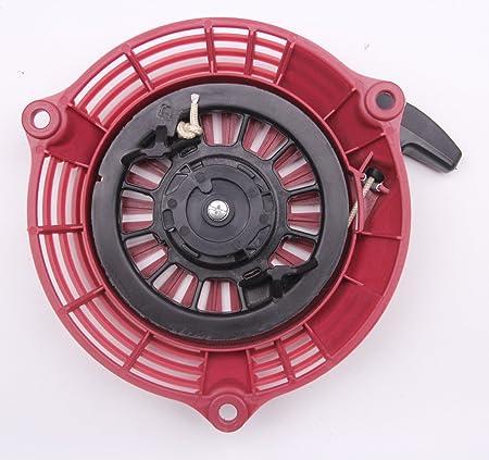 Amazon.com: Nuevo motor de arranque de retroceso Tire de ...