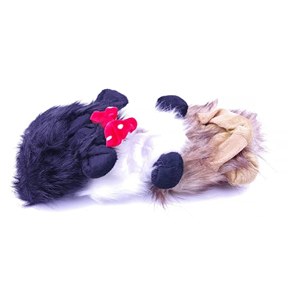 ThinkPet Cute Comfortable Party Festival Costume Cat Kitten Lion Mane Wigs