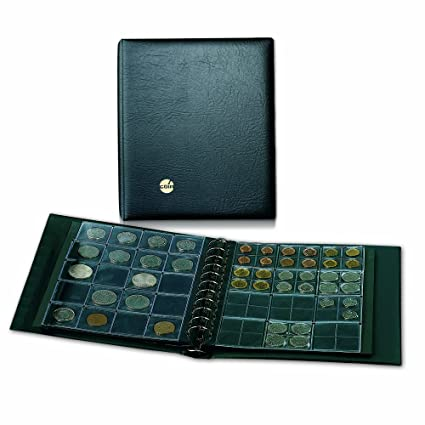 Caja de moneda - Combi archivador álbumes