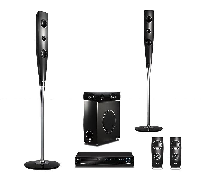 LG HT762PZ 5.1 Heimkino-System schwarz: Amazon.de: Heimkino, TV & Video