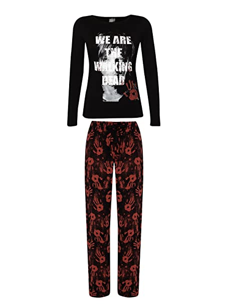 The Walking Dead Daryl Dixon - We Are The Walking Dead Pijama Negro XS