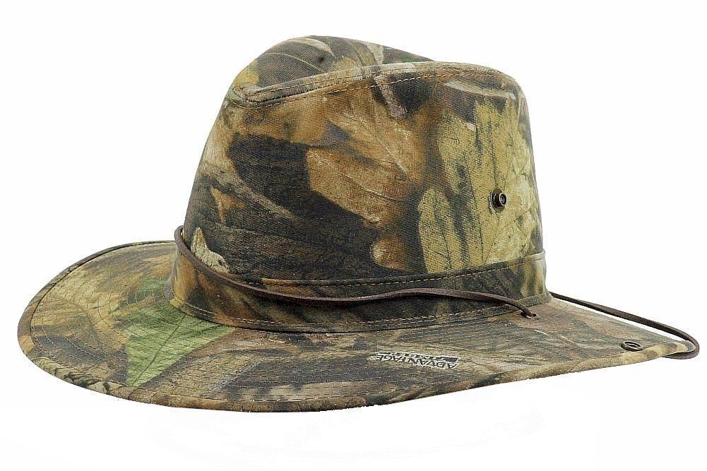 Henschel Men's Aussie Hunting Hat, Timber, Medium by Henschel Hats