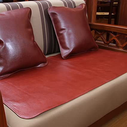 Bon Sofa Covers For Leather Sofa,Waterproof Breathable Sofa Covers Sectional  Brown Slipcover Sofa A