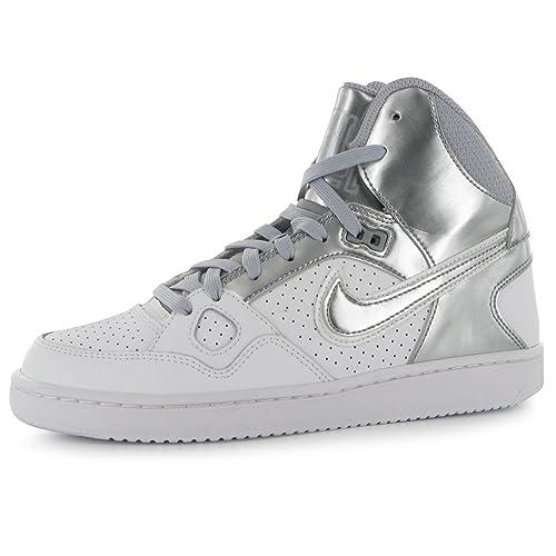 Nike para Mujer Son of Force Mid Traje de Neopreno para Mujer Zapatillas Zapatos de Cordones