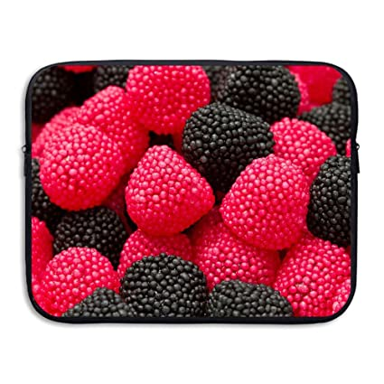 Image Unavailable. Image not available for. Color  Laptop Sleeve Bag Red  Black Mulberry ... 56829a989e66a