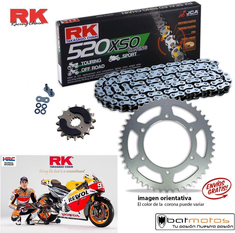 Kit de Transmision RK Yamaha XT660 R/X 2004-15 15-45/110