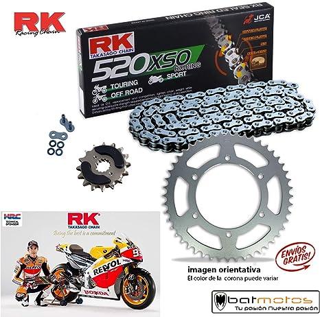 Kit de Cadena RK Suzuki GS 500 1994-2008 16-39//110