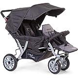 Child Wheels cwtrip Brelan voiture de sport, anthracite