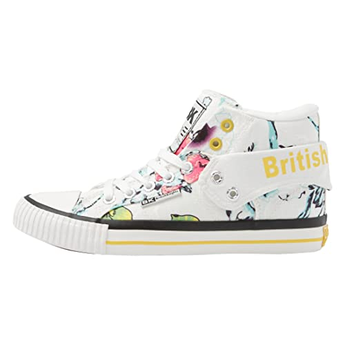 separation shoes a1ecc 9fb8a British Knights - Roco, Sneaker Alte Donna