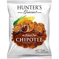 Hunter's Gourmet Whole Grain Corn Chips - Chipotle - 50gm