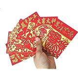 36 pcs 2018 chinese new year red envelopes dog money pocket for spring festival - Red Envelopes Chinese New Year
