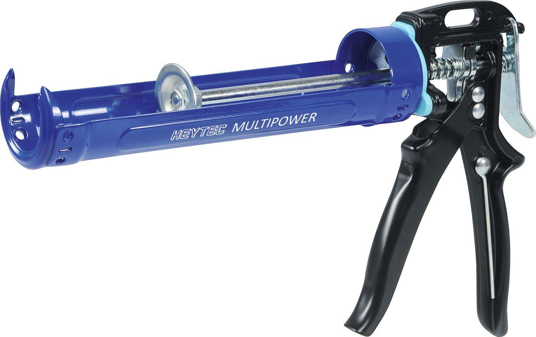 Heytec Heyco 50817910100 Multipower Pistola para cartucho de silicona