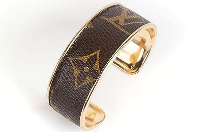 a5a434c30ca4c Amazon.com  Natalie Parker Design Handmade Cuff Bracelet with Re ...