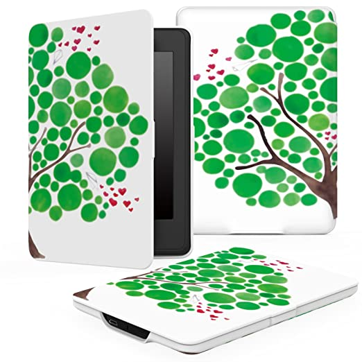 498 opinioni per MoKo Kindle Paperwhite Case- Custodia Origami Ultra Sottile per Amazon Nuovo