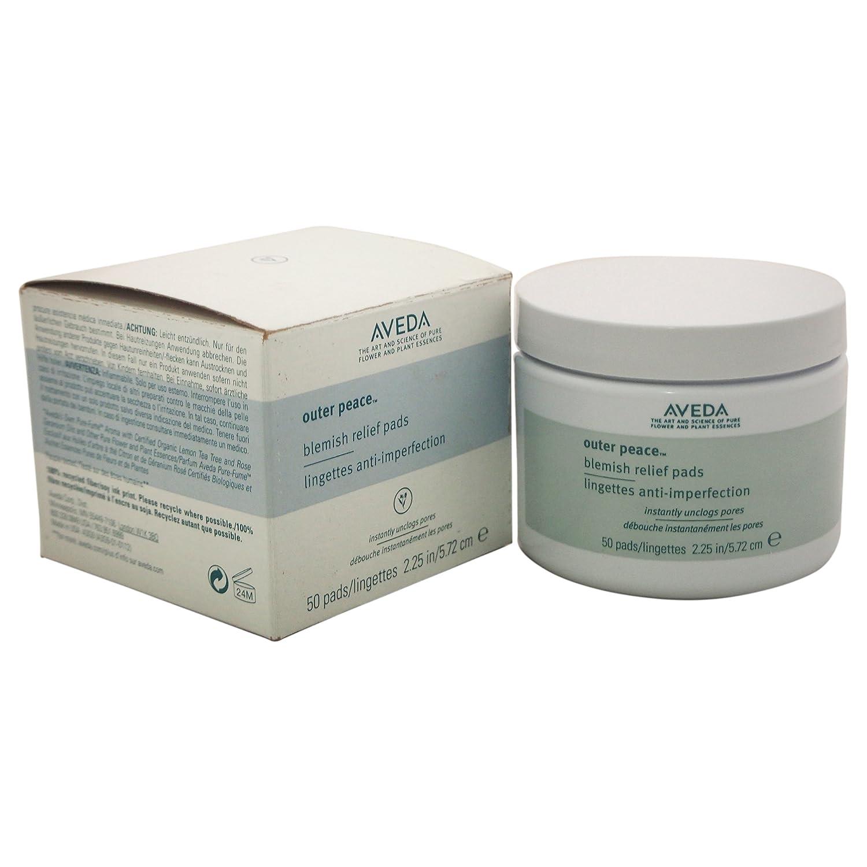 Aveda - Skincare Outer Peace Relief Pads (Dischetti Esfolianti) 50Disc- Linea Outer Peace - Linea Pelle Anti-Acne TRTAZ11A