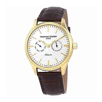 5228c9f019 [フレデリックコンスタント]Frederique Constant 腕時計 Classic Silver Dial Watch FC-259ST5B5  メンズ [