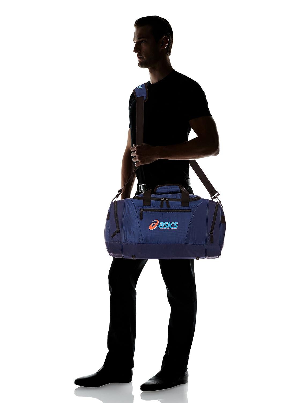 c83fe76986d1d ASICS Bolsa de Deporte Medium Duffle Azul Única  Amazon.es  Deportes y aire  libre
