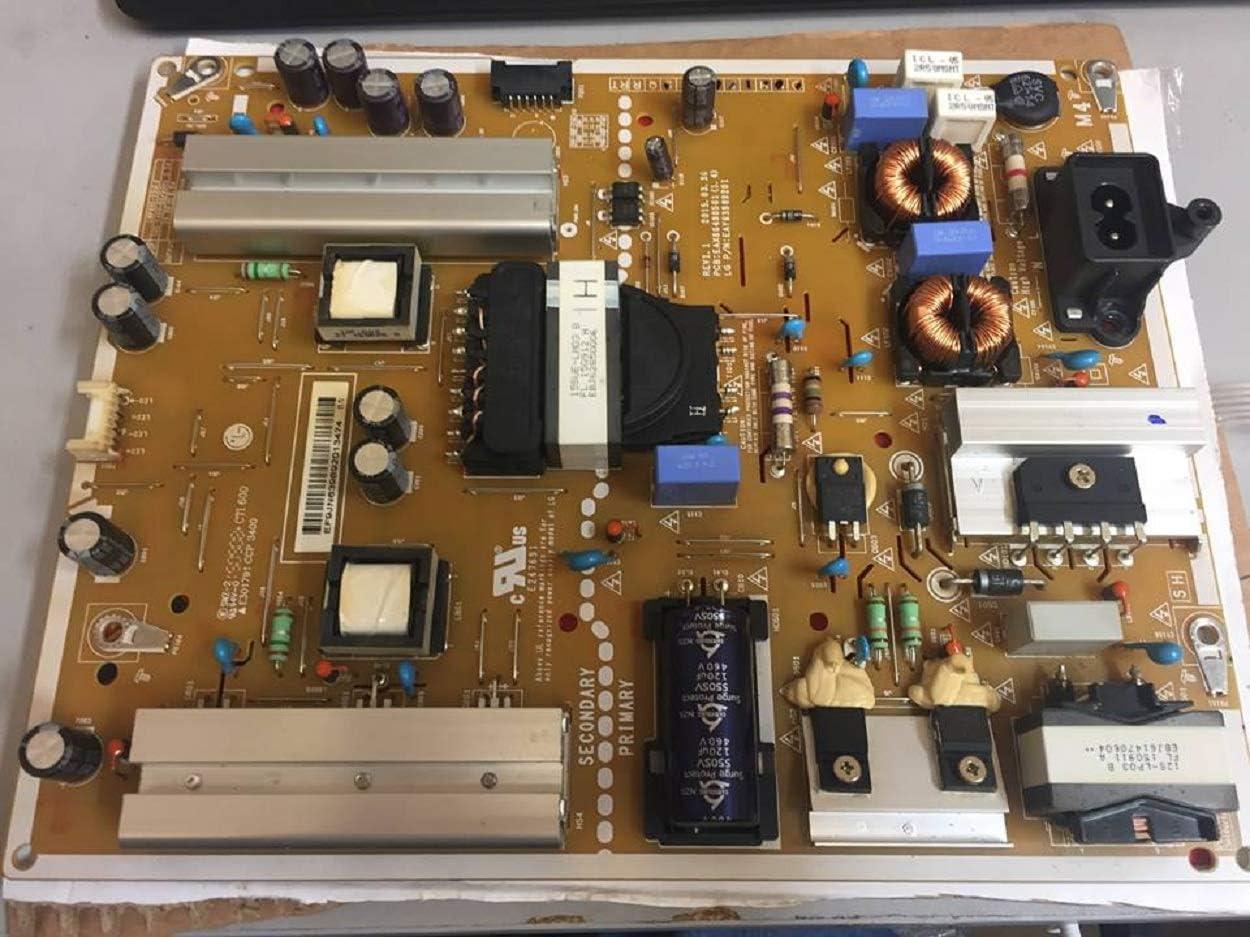 LG EAY63989201 Placa de Fuente de alimentación para 49UF6430-UB.BUSYLJR: Amazon.es: Electrónica