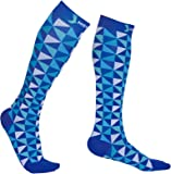 Most Popular Camo Print 20-30 mmHg Running and Sports Compression Socks for Men & Women, Recovery Fast