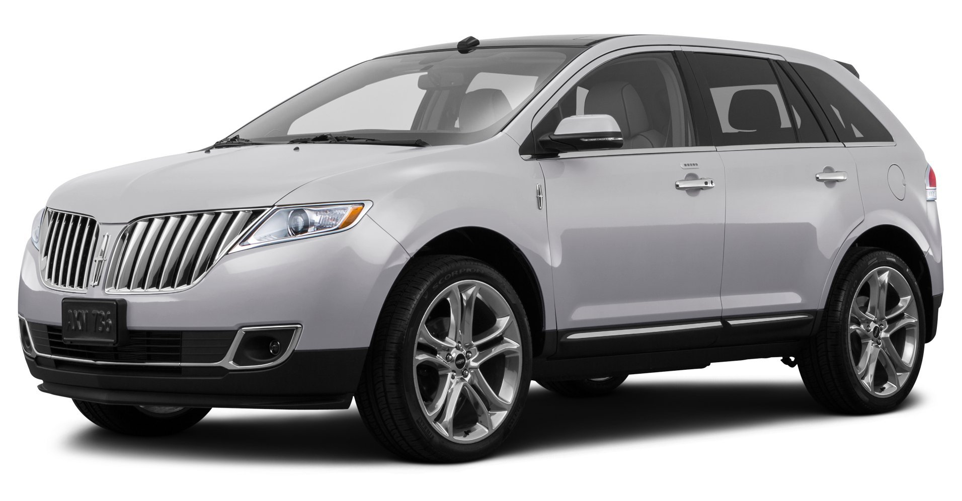 2015 Lincoln MKX All Wheel Drive 4 Door