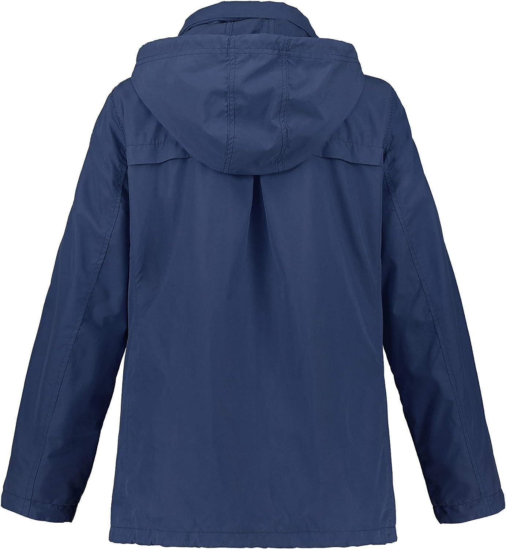 Ulla Popken Womens Plus Size Essential Everyday Jacket 722047