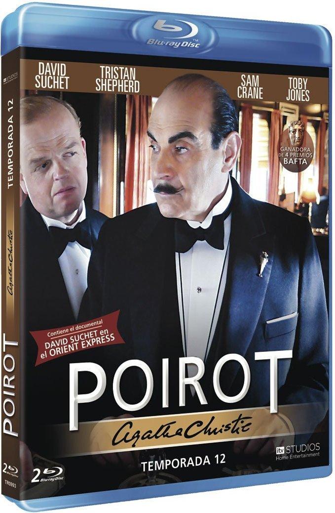 Amazon.com: Agatha Christies Poirot (Season 12) - 2-Disc Set (The Clocks / Three Act Tragedy / Halloween Party / Murder on the Orient Express)  [ NON-USA ...