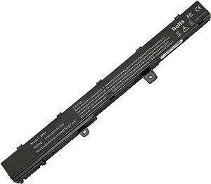 Futurebatt Notebook Battery for Asus D550 X451 X451C X451CA X551 X551C X551CA X551M X551MA Laptop, P/N A31N1319 A41N1308 0B110-00250100 X45LI9C