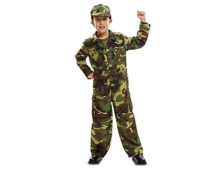 My Other Me Me - Disfraz Soldado infantil, 3-4 años (Viving Costumes MOM02089)