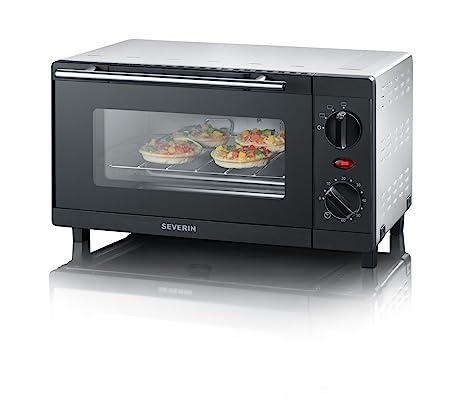 SEVERIN TO 2052 Horno Tostador incluye Rejilla grill y Bandeja de ...