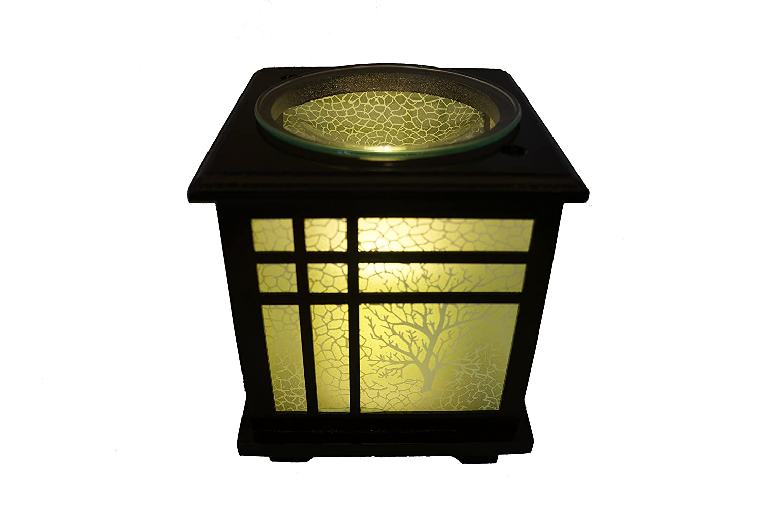 1 Bonsai Coo Candles Electric Candle Wax Melt Warmer or Oil Burner Lamp Combo