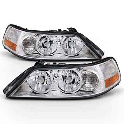 Amazon Com Acanii For 2005 2011 Lincoln Town Car Headlights