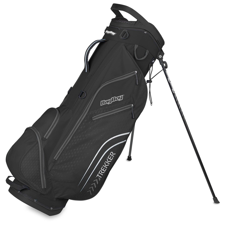 Bag Boy Trekker 超軽量スタンドバッグ - ブラック   B0798DVNK9