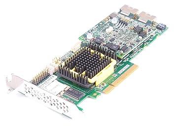 Adaptec ASR-5805Z/Q - Tarjeta controladora RAID (512 MB SAS/SATA ...