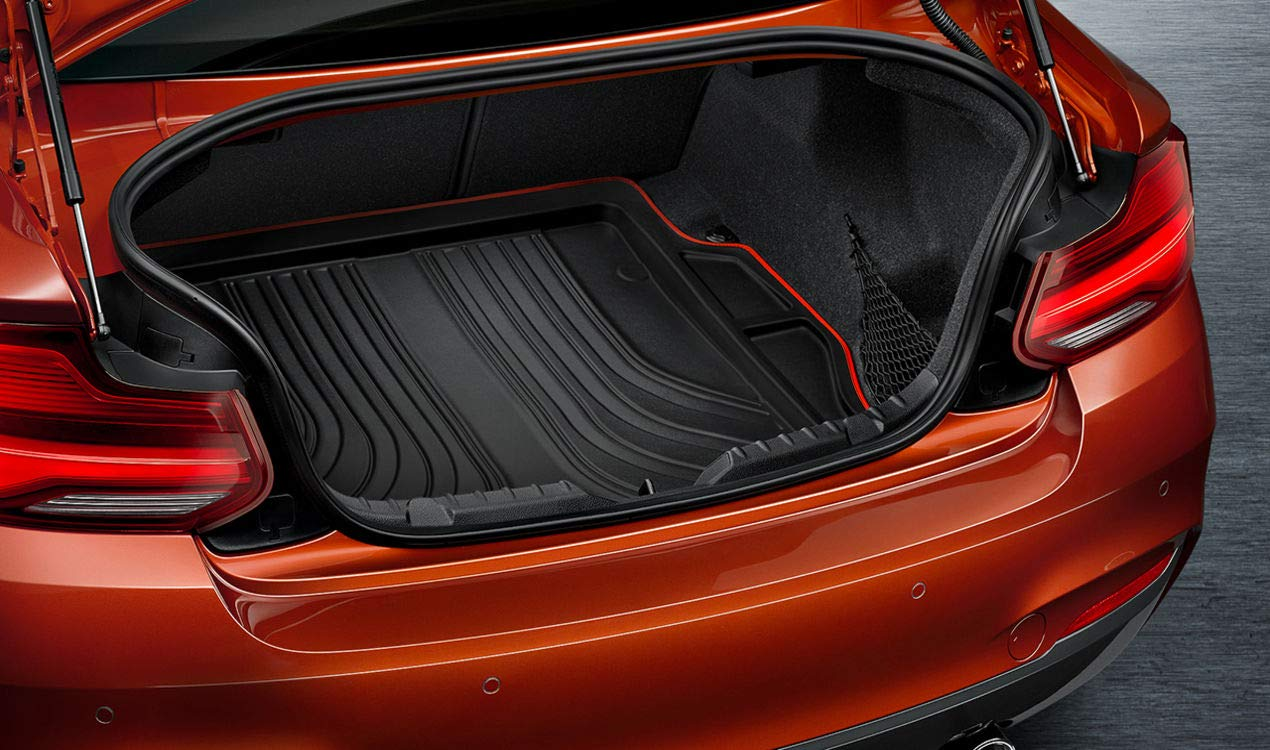 BMW Genuine Sport Line Moulded Luggage Compartment Mat Boot Liner 51472350079