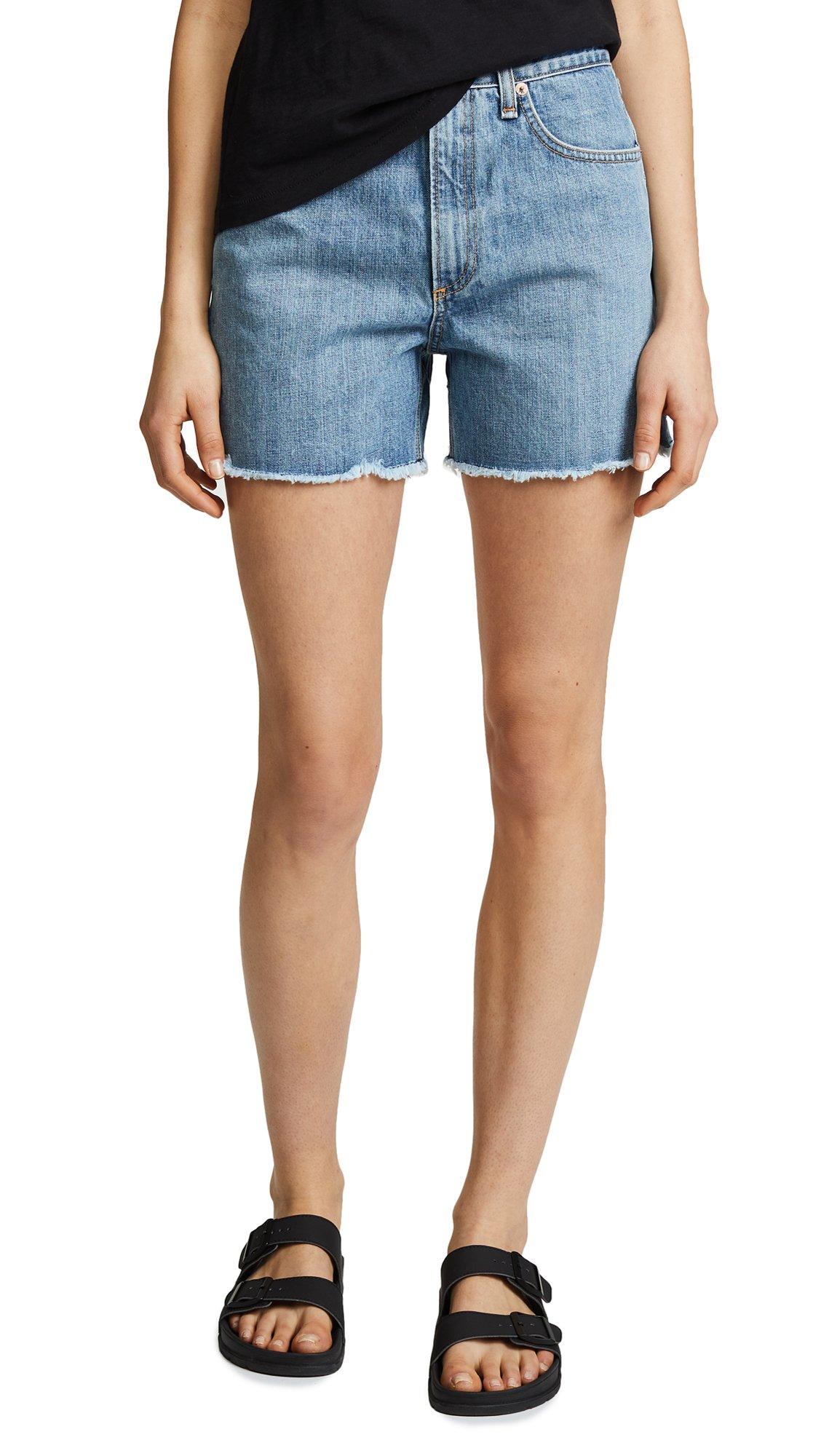 Rag & Bone/JEAN Women's Torti Shorts, Vintage, 24
