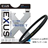 【Amazon.co.jp限定】 MARUMI レンズフィルター 43mm EXUS レンズプロテクト 43mm レンズ保護用 反射率 0.3% 帯電防止 撥水防汚 薄枠 日本製