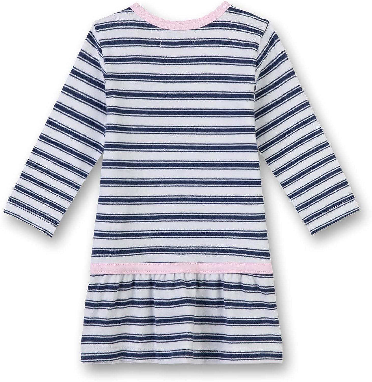 Sanetta Baby-M/ädchen Dress Kleid