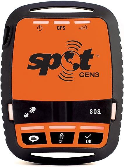 SPOT 3 Satelliten-Messenger GPS-Geräte: Amazon.de: Sport & Freizeit