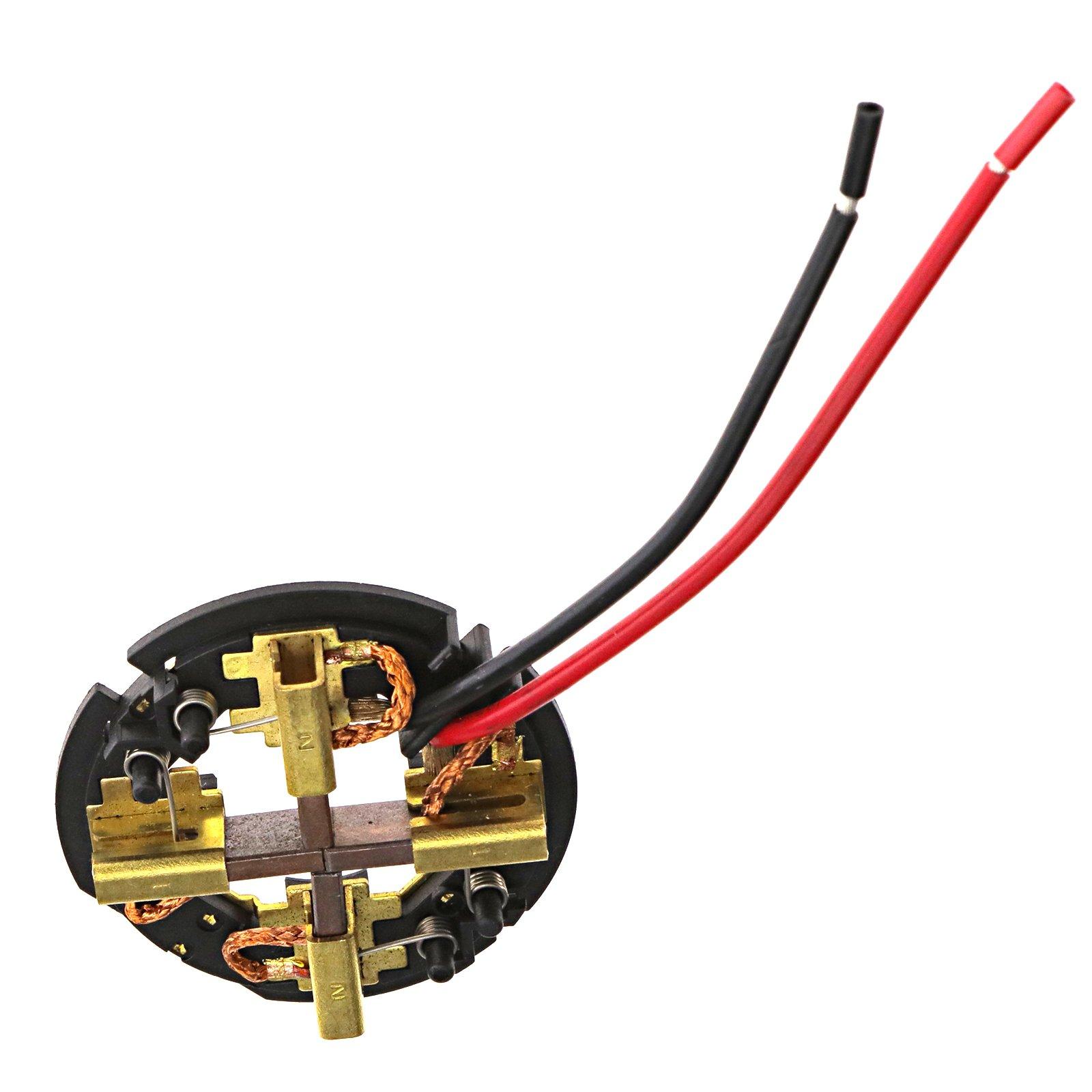 Milwaukee 18v Carbon Brush for HD18PD HD18DD HD18DD Impact Driver 2650-20 MW1