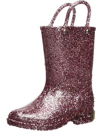 aef39f450fb Girl's Rain Boots | Amazon.com